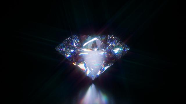 Votre coeur est tel un diamant