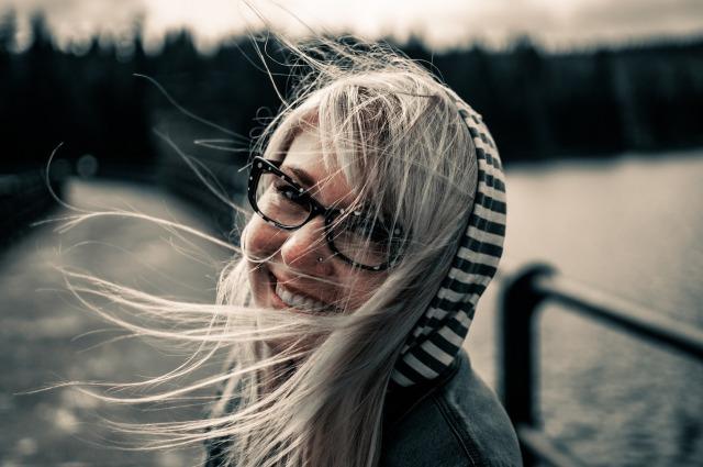 La beauté d'un sourire
