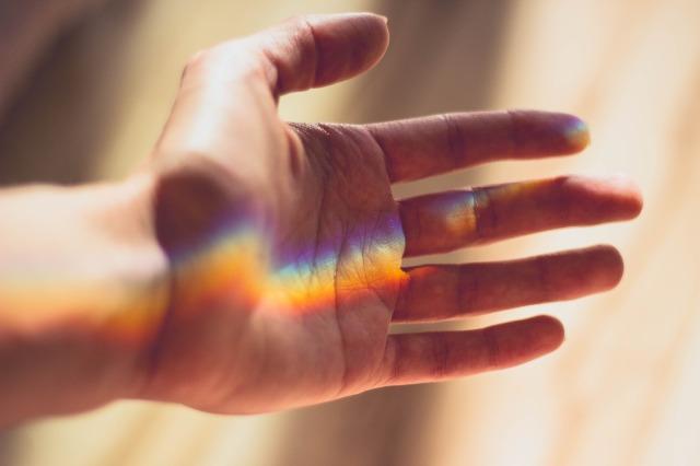 Utilisez vos couleurs intérieures pour créer la magie autour de vous !