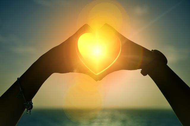 Faites briller votre coeur de lumière